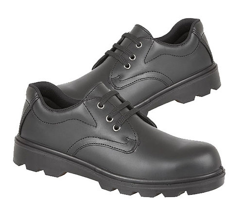 Mens / Ladies Leather Safety Shoes
