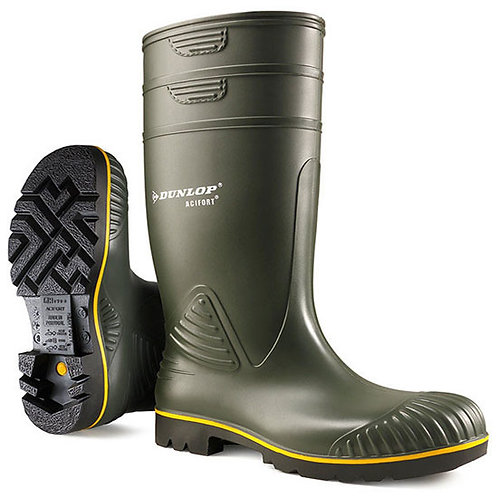 Dunlop Acifort Agricultural Heavy Duty Wellingtons