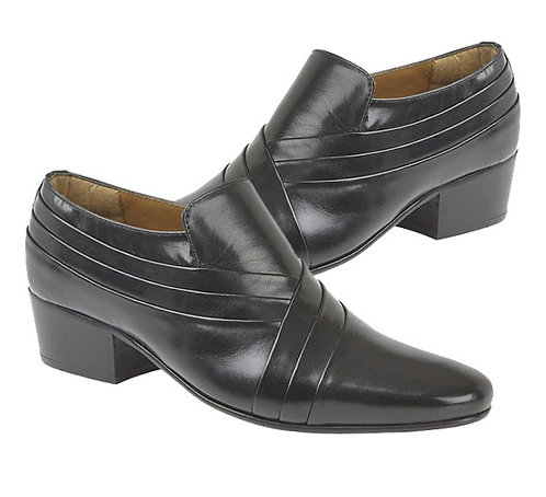 Mens Leather Continental Styled Shoes