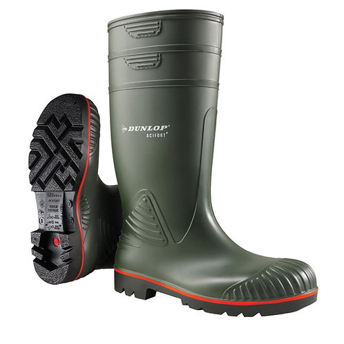 Dunlop Acifort Full safety Agricultural Heavy Duty Wellingtons