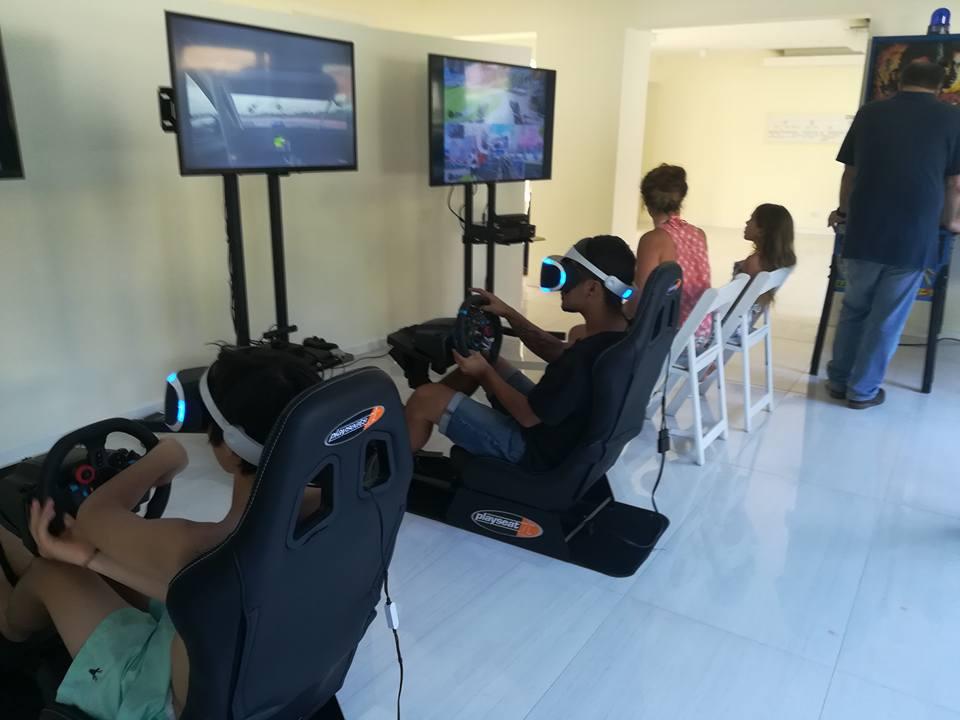 SIMULADOR DE CARRERAS VR 2