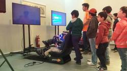 arriendo de simuladores de carreras realidad virtual