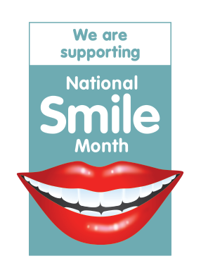 National Smile Month Facts and Figures