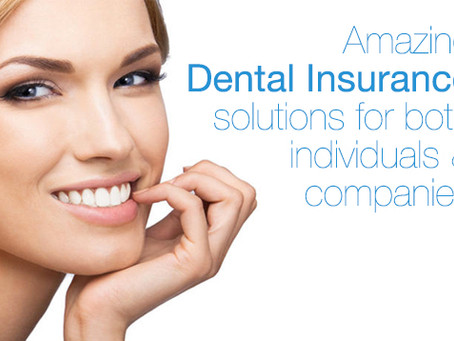 Simple Straightforward Dental Insurance Solutions