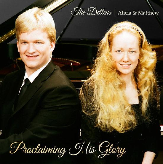 Proclaiming His Glory - CD