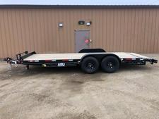 New 2021 ABU 20' car trailer