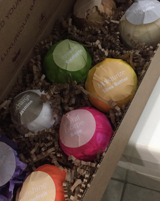Keeva Bath Bombs (Review)