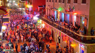 My travels to New Orleans for under $450!