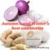 Best Natural Antibiotics in Autumn and Winter