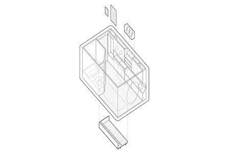 210517_Nakagin_Architectural_Drawings_1_