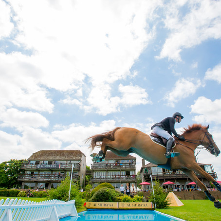 Hold Your Horses It's The Al Shira'aa Hickstead Derby Meet!