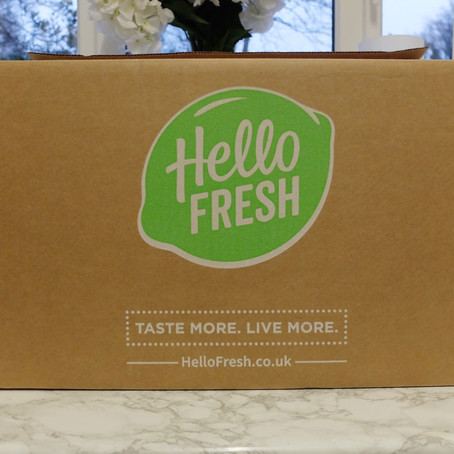 Oh Hello Fresh!
