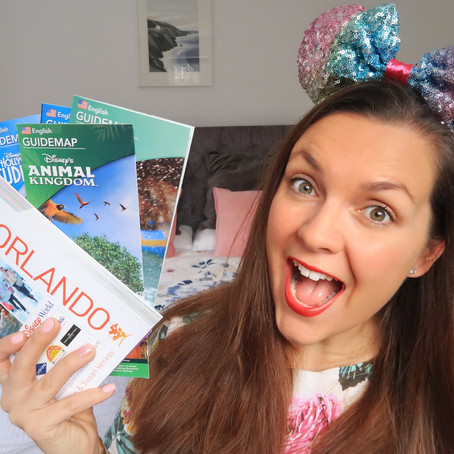 Planning Our Disney Holiday!