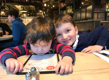 Bill's Restaurant - Our Verdict...