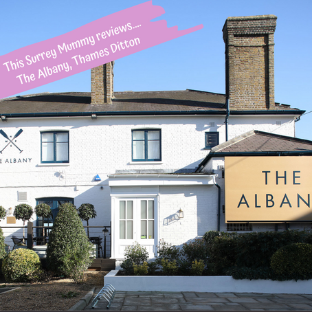 The Albany, Thames Ditton - Date Night Review....