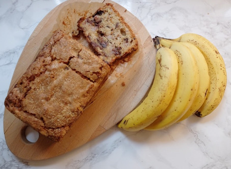 Sunday Bakes.....Sara's Chocolate & Banana Loaf