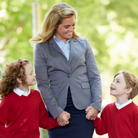 Introducing The School Run Mums ....