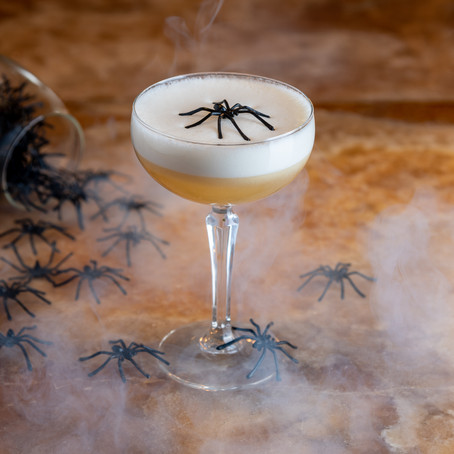 There Are Some Ghostly Goings On Down at The Ivy Cobham Brasserie for Half Term!