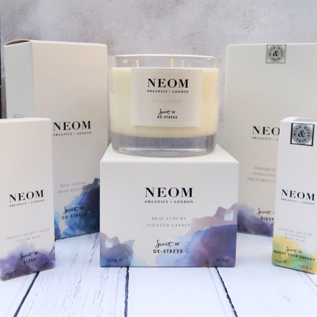 Enhancing My Well Being This Autumn With Neom Organics' New Flagship Store Opening In Guildford...