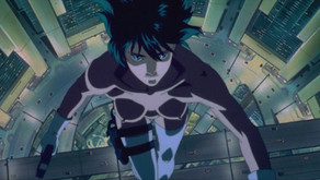 Anmeldelse: Ghost in the Shell