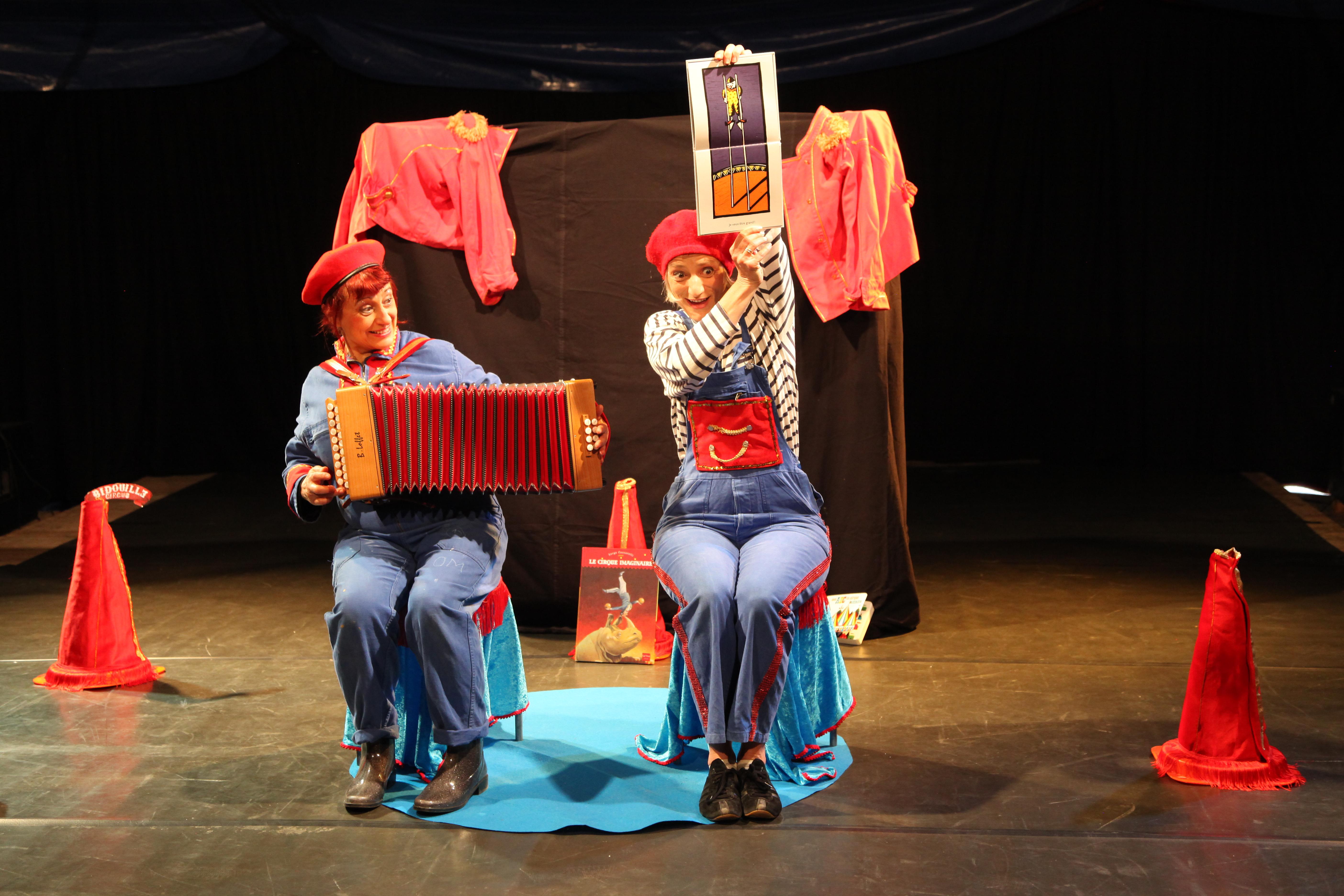 Papotage de Cirque