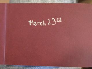 Saturday, March 24