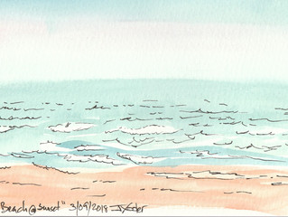 Day Five, at the beach
