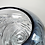 Thumbnail: Steel Blue Ripple Wave Bowl