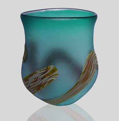 Lagoon Root Vase