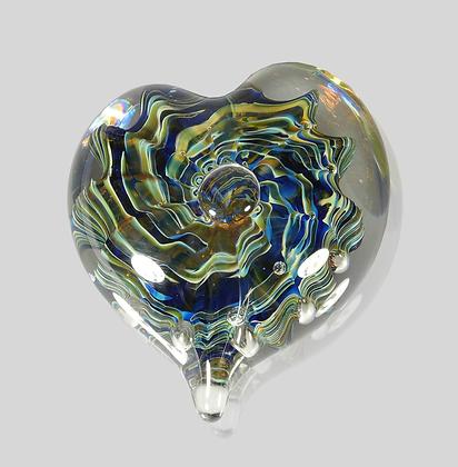 Dean Bubble Heart