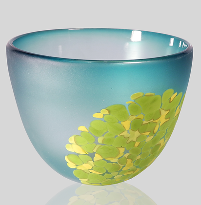 Aqua & Lime Flava Bowl