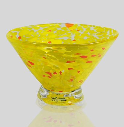 Yellow Dessert Cup