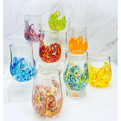 Digital Downloads for Bright Twisty Glasses