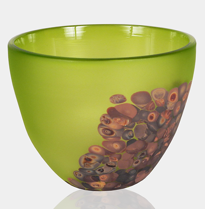 Lime & Wood Flava Bowl