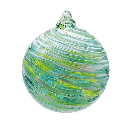 Seafoam Swirling Friendship Ball