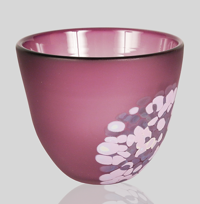 Purple & Purple Flava Bowl