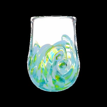 Seafoam Mini Twisty Cup