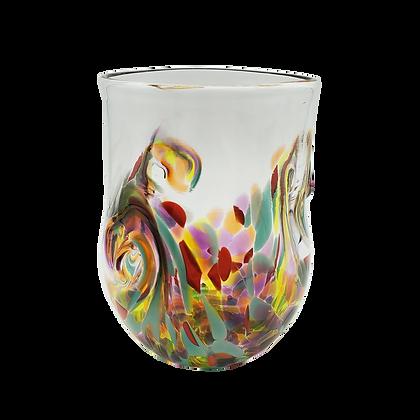 Mardi Gras Twisty Cup