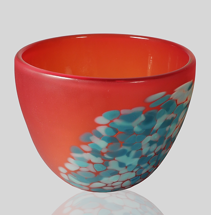 Red & Blue Flava Bowl