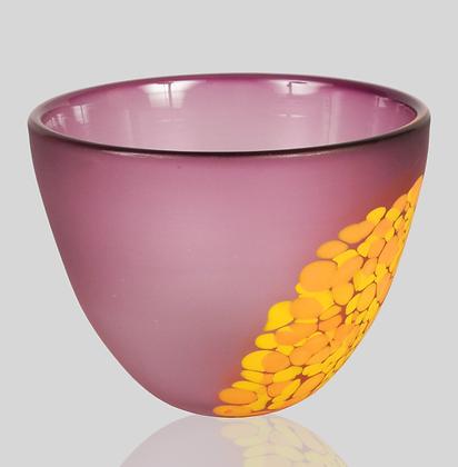 Purple & Orange Flava Bowl