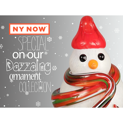 NY Now Ornament Special