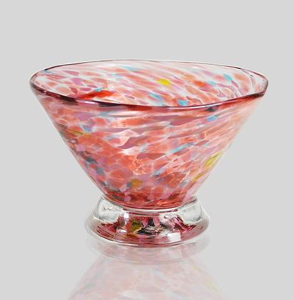 Pink Dessert Bowl