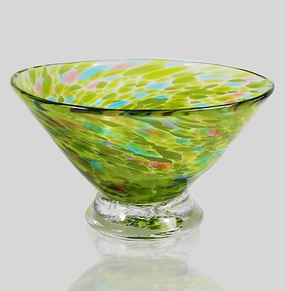 Green Dessert Cup
