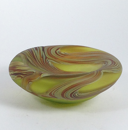 Lime Root Sunk Bowl