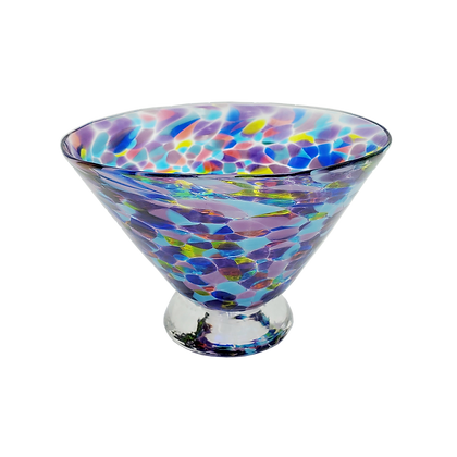 Purple Burst Dessert Cup