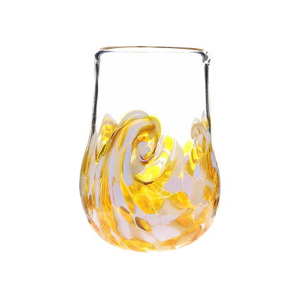 Gold Twisty Cup