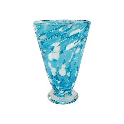 Sky Blue Speckled Cup