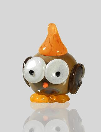 Orange Owlet