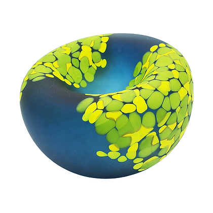 Jelly Bowl Sea Green/Lime