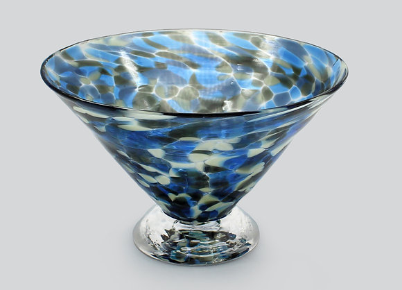 Blue Grey Dessert Cup